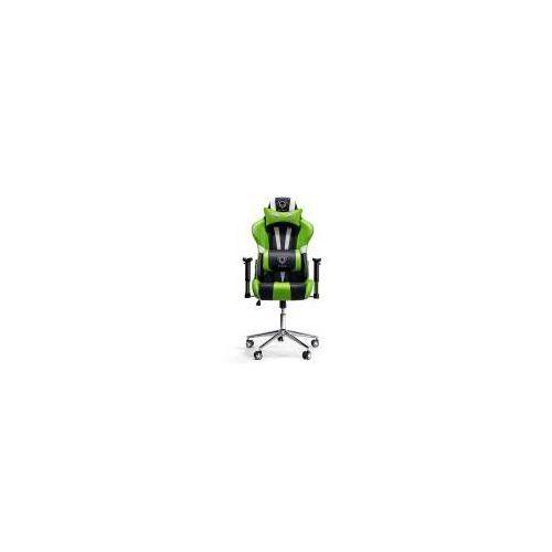 Diablo Chairs X-Eye (czarno-zielony) (5902560332445)