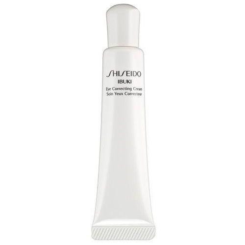 Shiseido IBUKI Eye Correcting Cream Krem korygujący pod oczy 15 ml, kup u jednego z partnerów