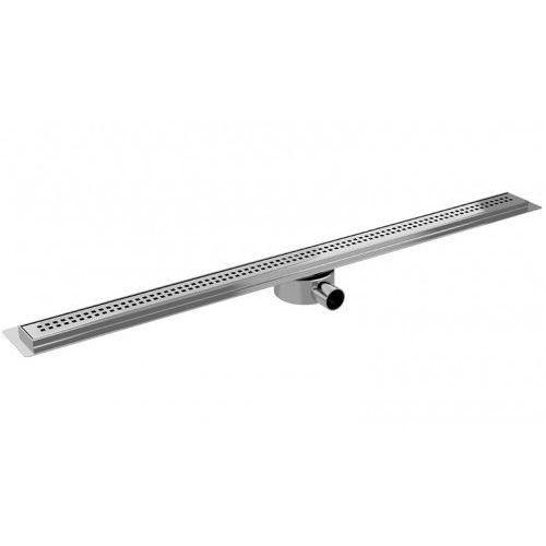 Odpływ liniowy elite slim sirocco 60 cm metalowy syfon el600si marki Wiper