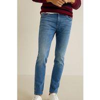 - jeansy jude marki Mango man