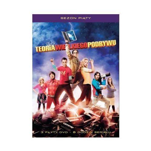 Teoria wielkiego podrywu Sezon 5 (3 DVD) Big Bang Theory (film)