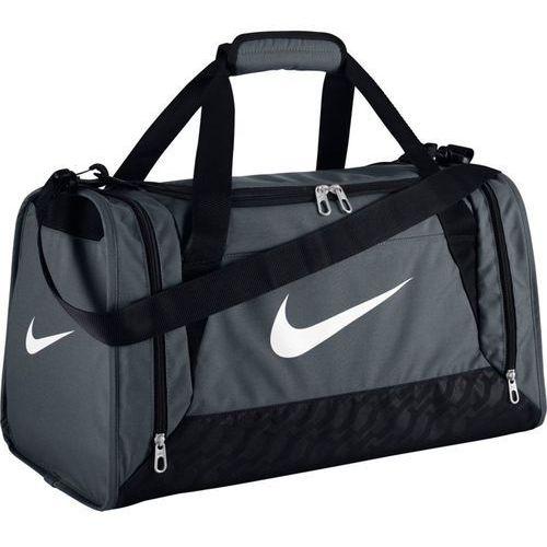 Torba treningowa sportowa Brasilia 6 Duffel Small Nike - Szary - szary