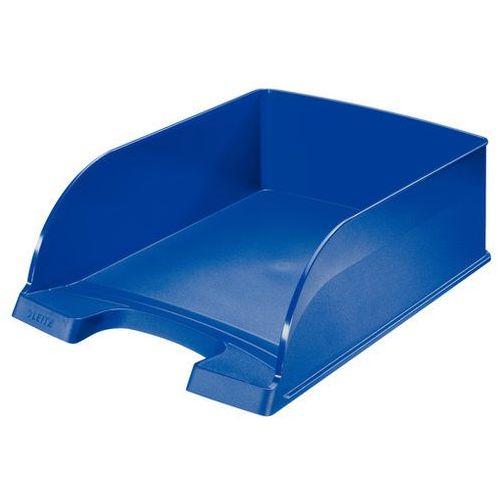 Półka na dokumenty Leitz Jumbo Plus niebieska