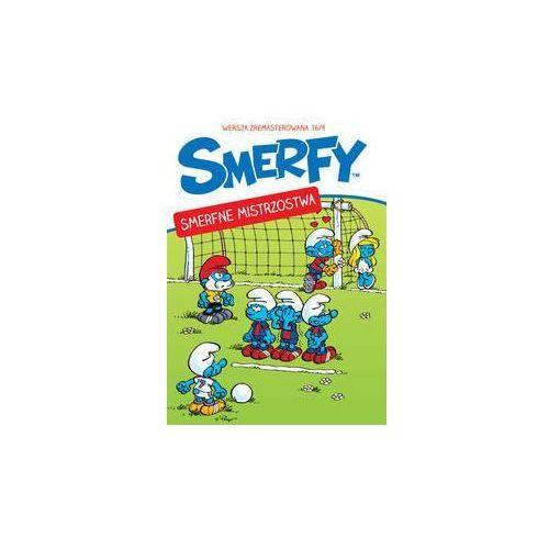 Smerfy - Smerfne mistrzostwa DVD (Płyta DVD), 91707003317DV (9818851)