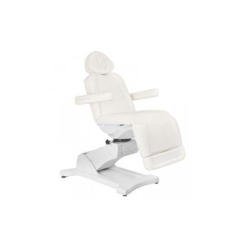 Vanity_a Fotel kosmetyczny elektr. azzurro 869a obrotowy 4 siln. biały