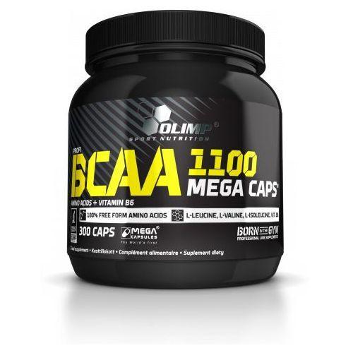 Olimp sport nutrition Bcaa mega caps® 300kaps - 300kaps (5901330023811)