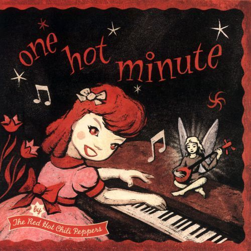 Warner music poland Red hot chili peppers - one hot minute