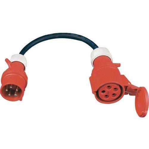 ac540 1m kabel sieciowy 5x4mm / redukcja ze złączami 32a/16a marki Pce