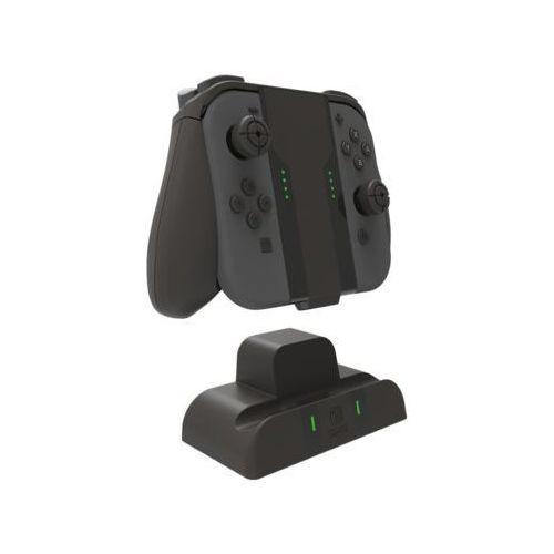 Ładowarka joy-con charging grip do nintendo switch czarny darmowy transport marki Performance designed