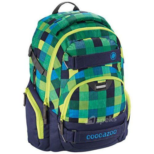 Coocazoo CarryLarry II (001299580000) Darmowy odbiór w 20 miastach!, kolor zielony