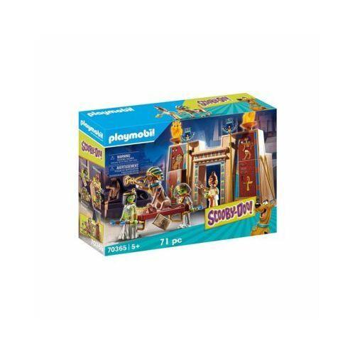 Playmobil zestaw figurek scooby-doo przygoda w egipcie 70365 70365 70365