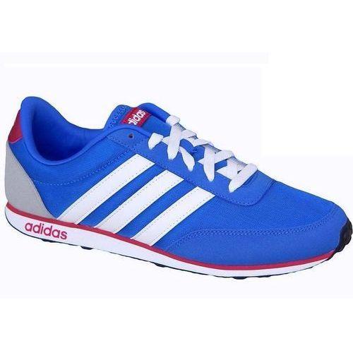 d9c2d6ee07cc54 Męskie obuwie sportowe · Buty ADIDAS V RACER AW5051 niebieskie, kolor  niebieski