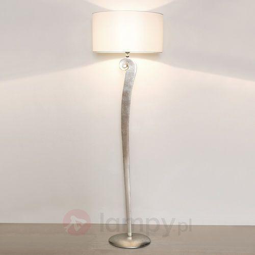 Holländer LINO lampa stojąca Srebrny, 1-punktowy - Klasyczny - Obszar wewnętrzny - LINO - Czas dostawy: od 2-3 tygodni