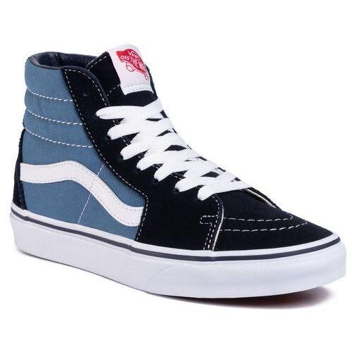 Sneakersy - sk8-hi vn000d5invy navy, Vans, 35-46