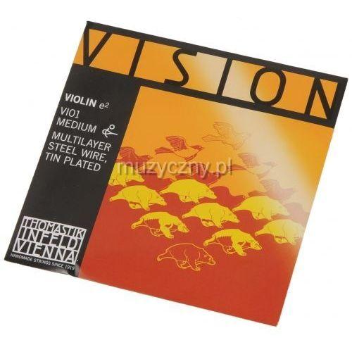 Thomastik Vision VI01 struna skrzypcowa E 4/4