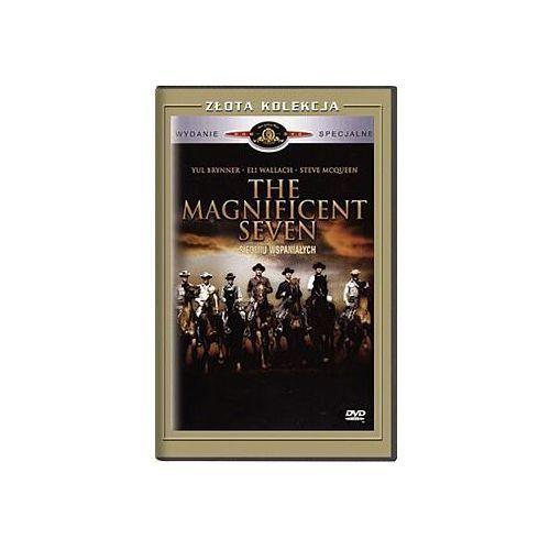Siedmiu wspaniałych - edycja specjalna (DVD) - John Sturges (5903570147586)