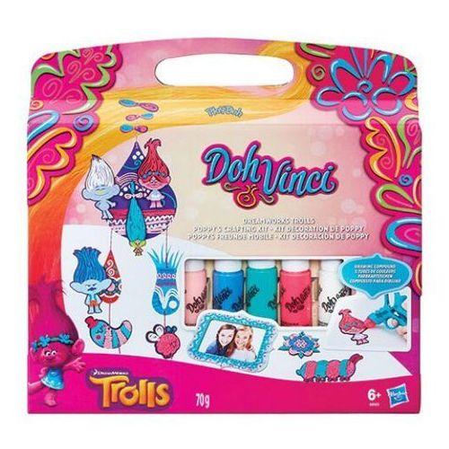Hasbro Doh Vinci Trolls Ramka I Zawieszka B8983