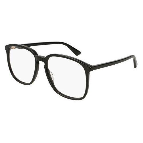 Gucci Okulary korekcyjne gg 0265o 001