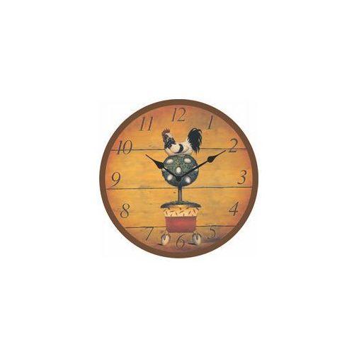 Zegar naścienny mdf #612 marki Atrix