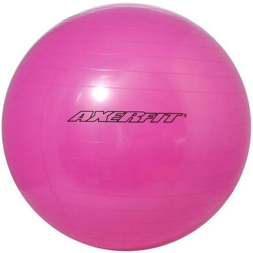 Axer fit Piłka gimnastyczna a1744 standard różowy (65 cm) (5901780917449)