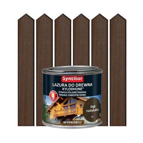 Syntilor Lazura do drewna xylodhone hp 0.125 l dąb rustykalny