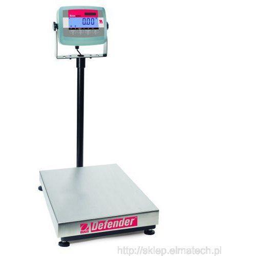 Ohaus Defender 5000 nierdzewna z legalizacją (300kg) D51XW300WX4-M - 80251820