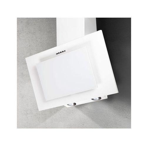 Afrelli Okap naścienny nano biały 80 cm, 428 m3/h