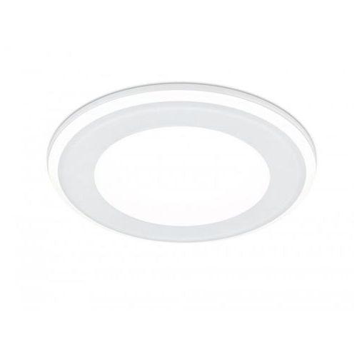 Oprawa wpuszczana Trio Leuchten AURA LED Biały, 1-punktowy - Nowoczesny/śródziemnomorski - Obszar wewnętrzny - AURA - Czas dostawy: od 3-6 dni roboczych (4017807427691)
