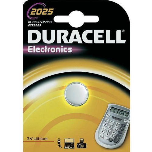 Bateria  cr2025 wyprodukowany przez Duracell