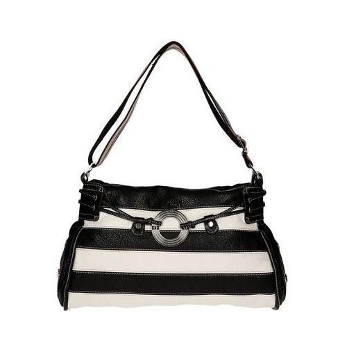 Fokus fashion Torebka systyle str092 black/white