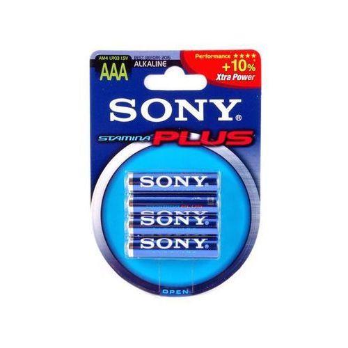 Sony Bateria stamina platinum lr3/aaa (4 szt.)