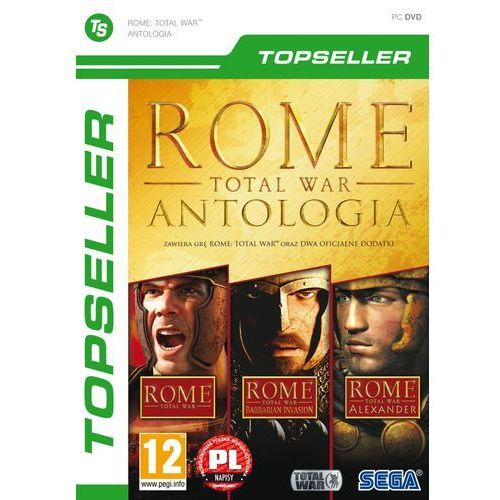Rome Total War (PC)