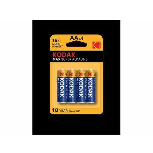Kodak Bateria max lr6/aa (4 szt.)