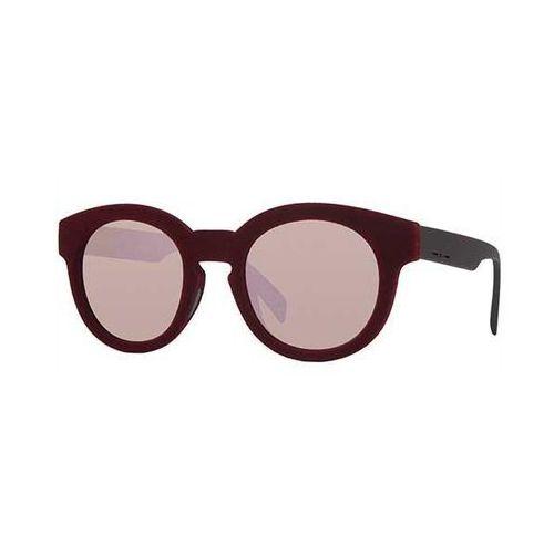 Okulary słoneczne  ii 0909v i-plastik velvet 057/000 marki Italia independent