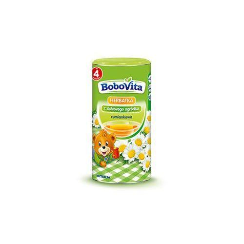 Bobovita herbatka rumiankowa po 4-tym miesiącu 200g marki Nutricia polska