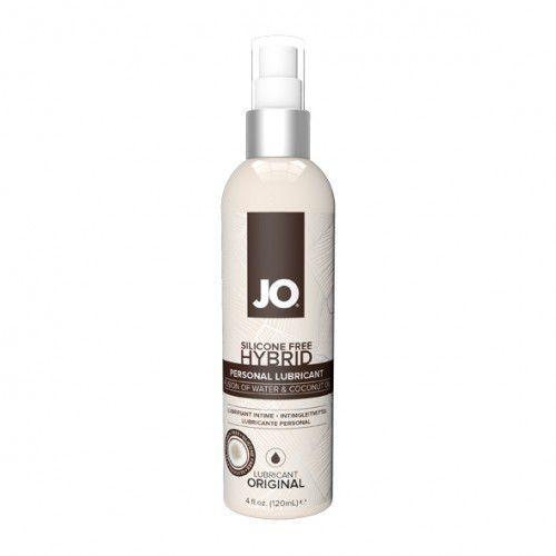 Środek nawilżający hybrydowy - System JO Hybrid Lubricant Coconut 120 ml Kokosowy