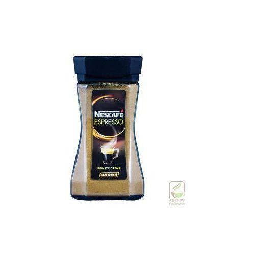 Nescafe espresso kawa rozpuszczalna 100% arabica 100g marki Nestlé