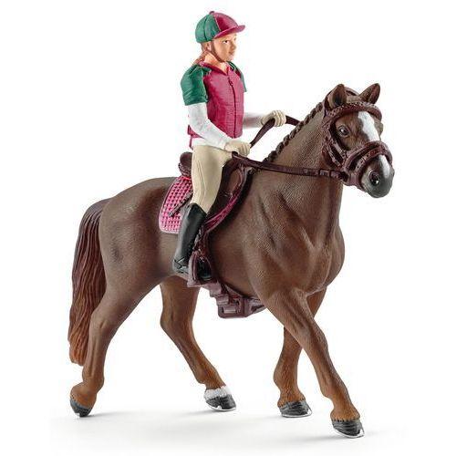 Schleich Farm life - jeździec pokazowy slh 42288 (4005086422889)