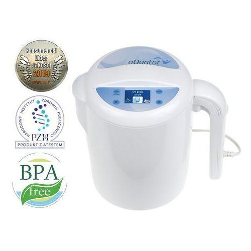 Burbuliukas Jonizator wody aquator silver plus model 2017 + elektroda srebrna (4770313850147)