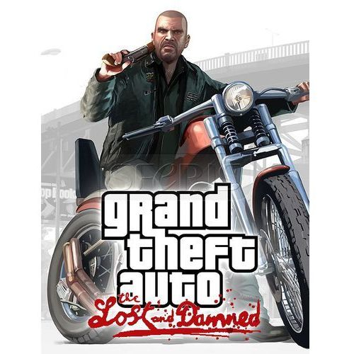 OKAZJA - GTA 4 The Lost and Damned (PC)