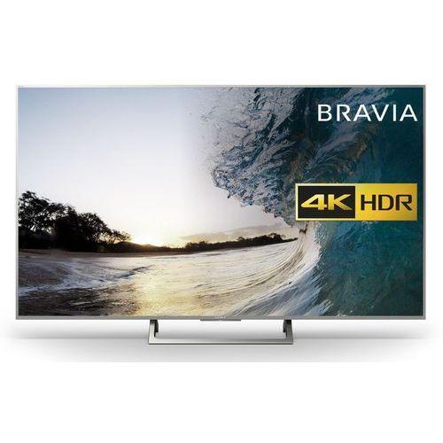 TV LED Sony KD-65XE8577. Najniższe ceny, najlepsze promocje w sklepach, opinie.