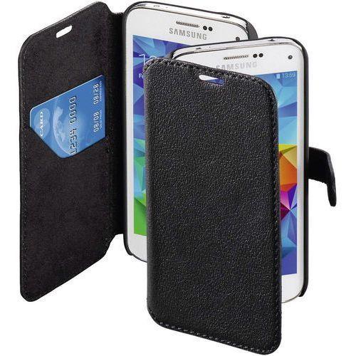 Pokrowiec na telefon Hama Prime Line 177571, Pasuje do modelu telefonu: Samsung Galaxy S6 Edge, czarny, kolor czarny