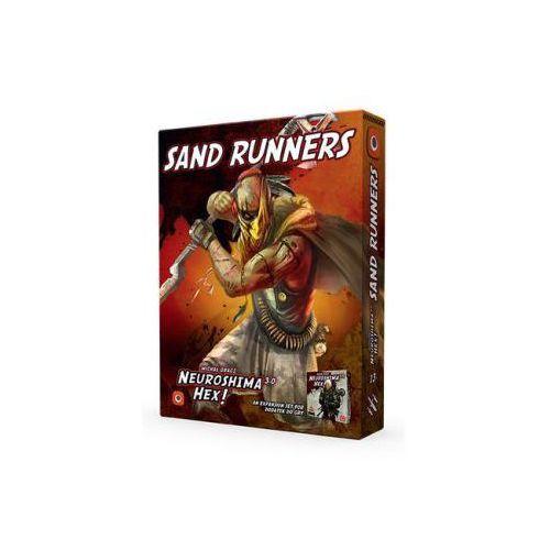 Neuroshima HEX 3.0 - Sand Runners