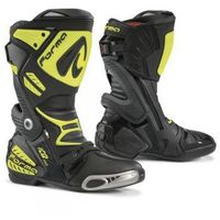 buty ice pro black/yellow fluo, Forma