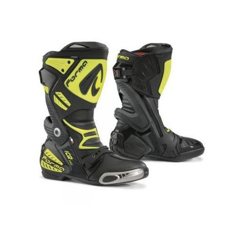 Forma buty ice pro black/yellow fluo