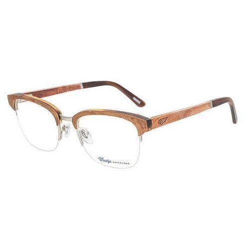 Woodys barcelona Okulary korekcyjne  psycho 02