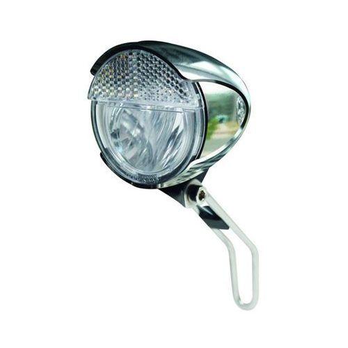 Trelock ls 583 bike-i retro oświetlenie srebrny 2018 oświetlenie rowerowe - zestawy (4016167043206)