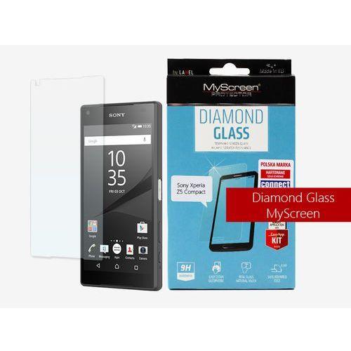 Sony Xperia Z5 Compact - szkło hartowane MyScreen Protector Diamond Glass, FOSN233DIGL000000