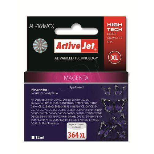Tusz AH-364MCX Magenta do drukarek HP (Zamiennik HP 364XL / HP CB324EE ) [12 ml]