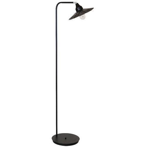 Luminex Lampa podłogowa stojąca oprawa boyd 1x60w e27 czarny 1358 (5907565913583)